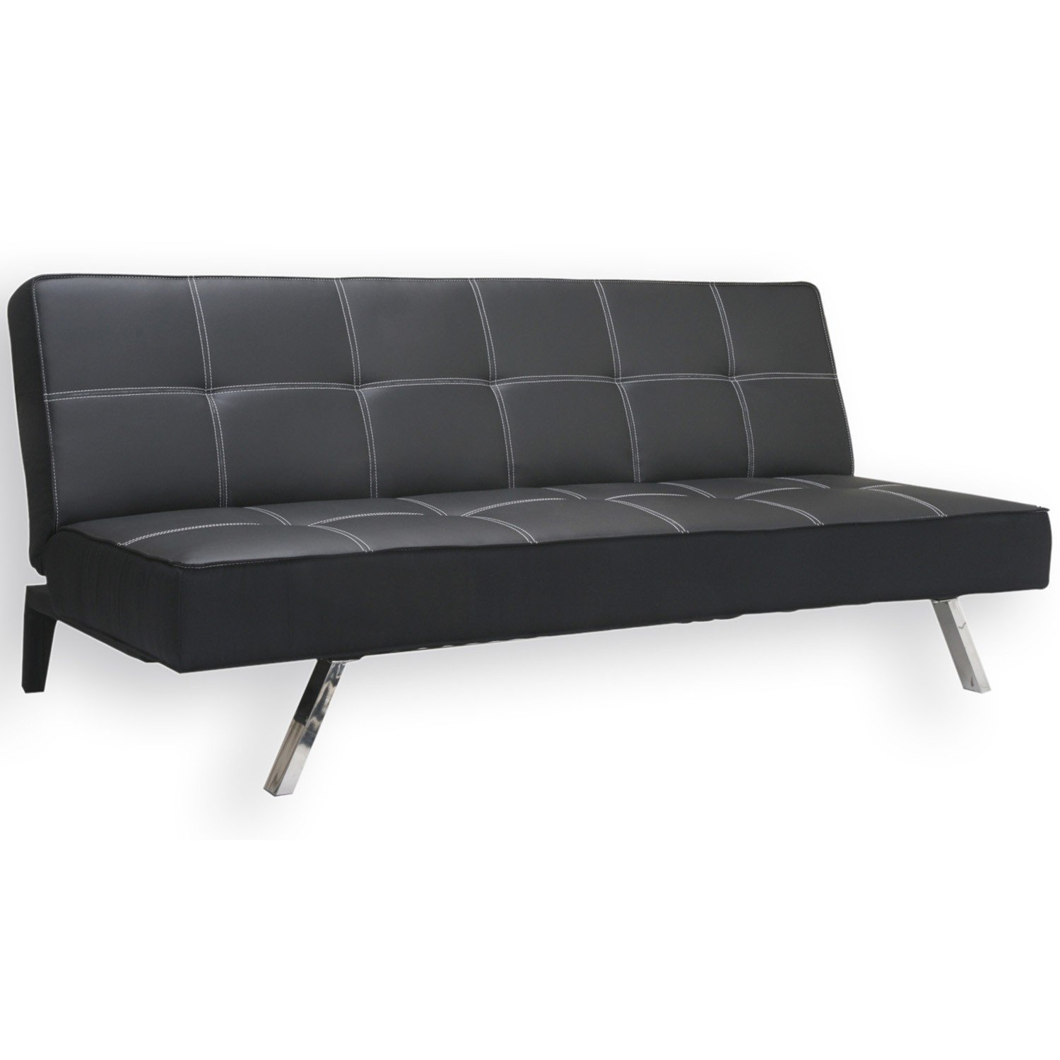 idimex chic design schlafsofa im test g stebett24. Black Bedroom Furniture Sets. Home Design Ideas